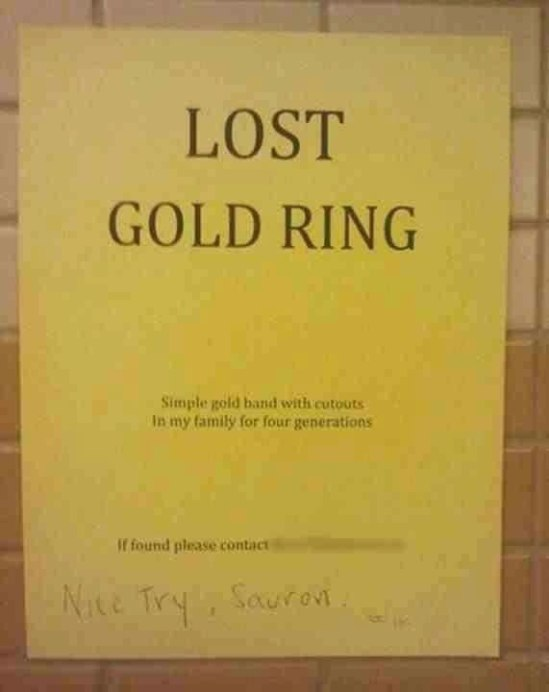 sauron-lost-ring-george-takei